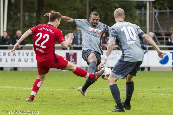 TSG Backnang vs. VfR Aalen, WFV-Pokal, Achtelfinale, Oberliga, 3.Liga, 03.10.2018