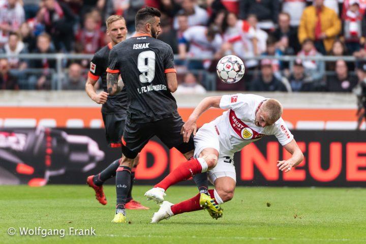 VfB Stuttgart vs Nuernberg_01_WFK