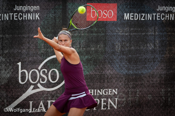 22. Boso Ladies Open Hechingen, Tennis, Frauen, Qualifikation, GER, 05.08.2019