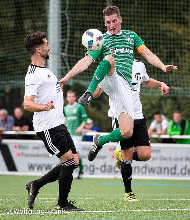 SpVgg Holzgerlingen vs FC Gärtringen_wfk